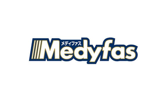 メディファスのロゴ